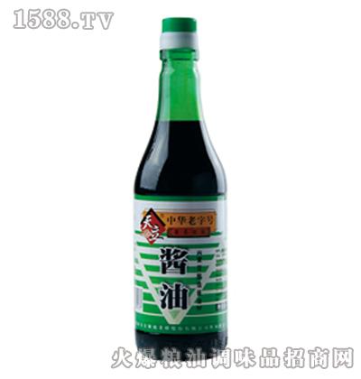 天立黄豆酱油450ml