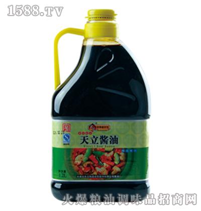 天立黄豆酱油1.2L