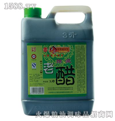 天立二级老醋3L