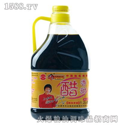 天立香甜醋1.2L