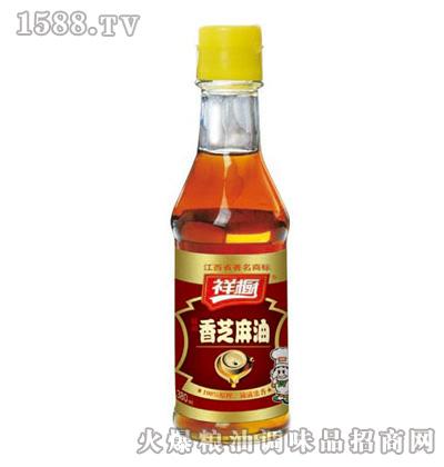 380ml香芝麻油