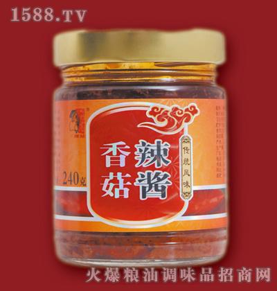 香菇辣酱2.4kg