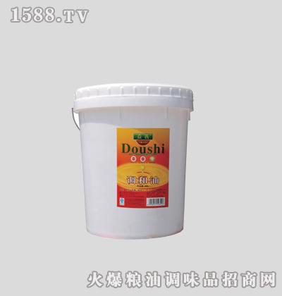 豆氏餐饮专用调和油26l