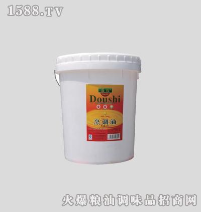 豆氏餐饮专用烹调油26l
