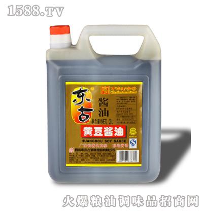 2L黄豆酱油