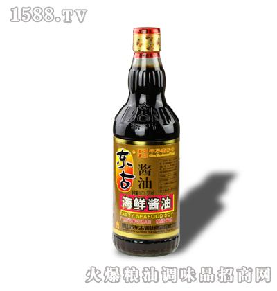 500ml海鲜酱油