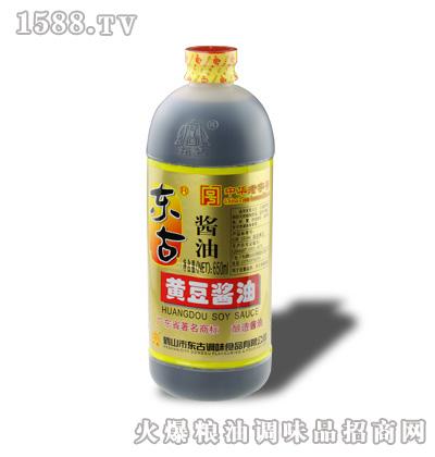 650ml黄豆酱油