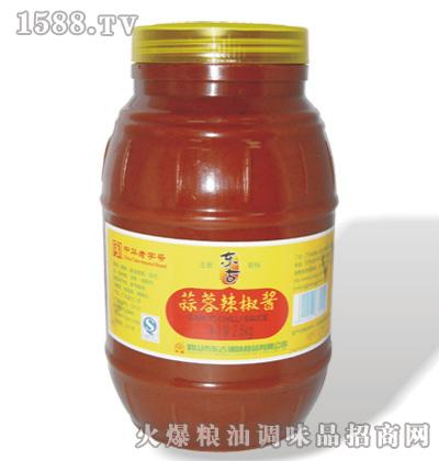 2.6kg蒜蓉辣椒酱
