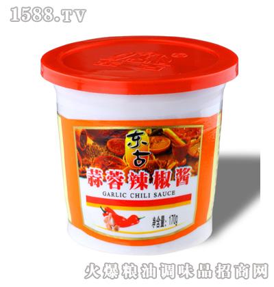170g蒜蓉辣椒酱