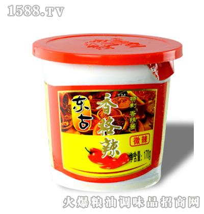 170香格辣特制香辣酱