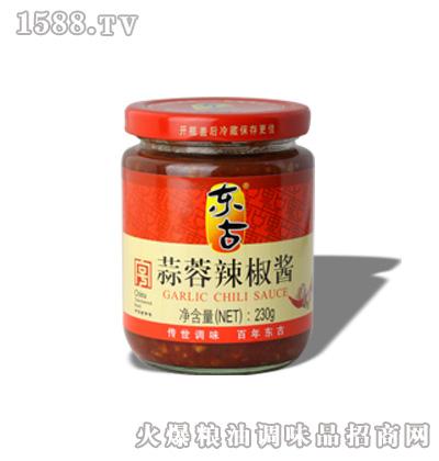 230g蒜蓉辣椒酱