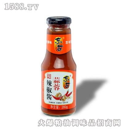 280g蒜蓉辣椒酱