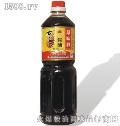 1L原味鲜酱油