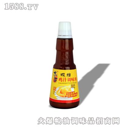 500g鸡汁