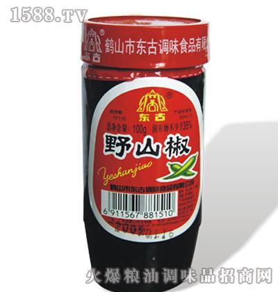 100g野山椒