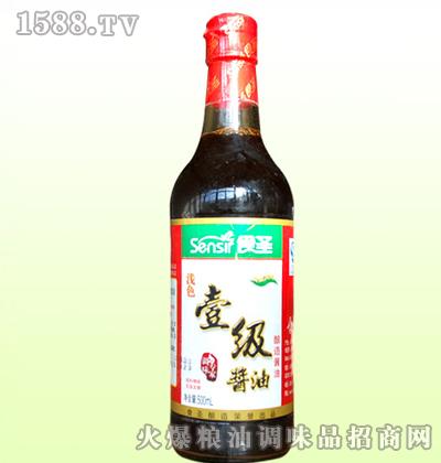 500ml壹级酱油