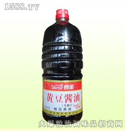 黄豆酱油瓶装