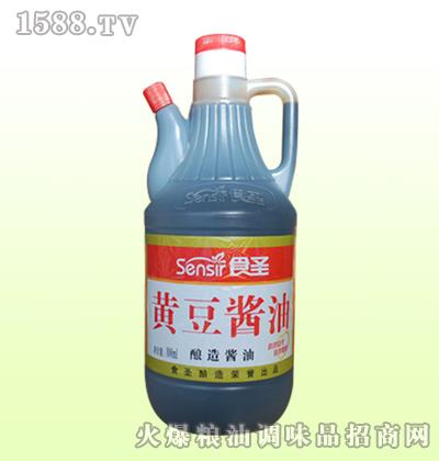 黄豆酱油500ml