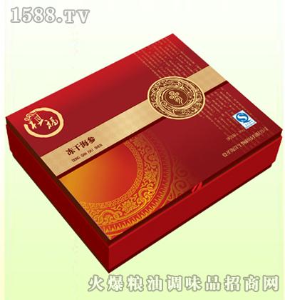 祺福礼盒系列红色
