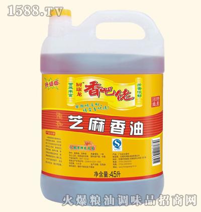 香吧佬芝麻油-4.5升