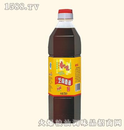 香吧佬芝麻油-750毫升