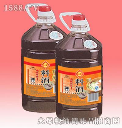 料酒(塑料桶装)5.3l
