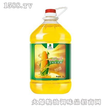 北大荒玉米胚芽油5L