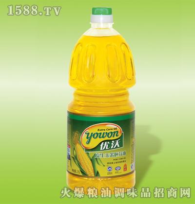 优沃原生态玉米胚芽油(小包装)