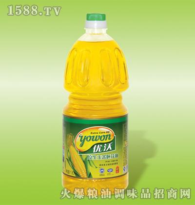 优沃原生态玉米胚芽油(瓶)