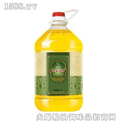 北大荒玉米油5L