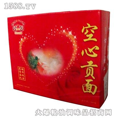 京卫空心贡面(红盒)