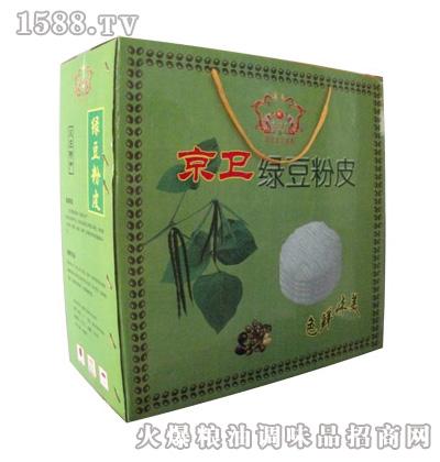 京卫绿豆粉皮