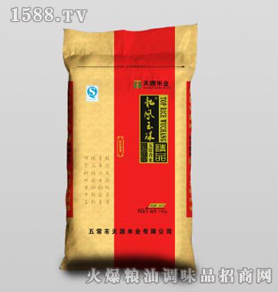 龙凤玉珠五常香米 五常市天源米业有限公司-大