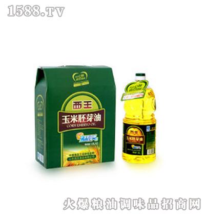 山东西王玉米胚芽油1.8L(2桶)