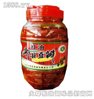 郫筒红油郫县豆瓣1.1kg新广场教学舞语花蝶原创附风尚图片