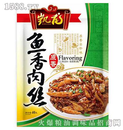 凯龙鱼香肉丝调味料40克
