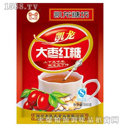 凯龙大枣红糖300克