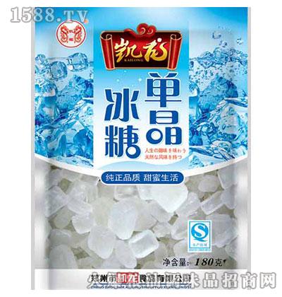 凯龙单晶冰糖180克