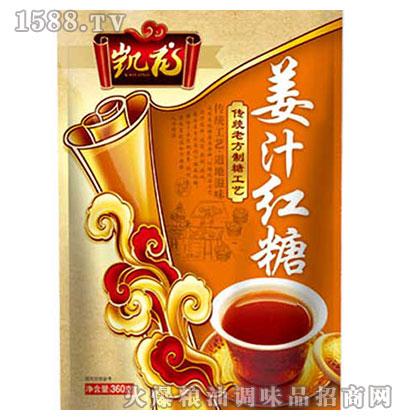 凯龙姜汁红糖360克