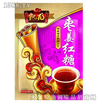 凯龙枣姜红糖360克
