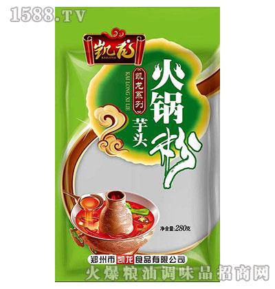 凯龙火锅芋头粉280克