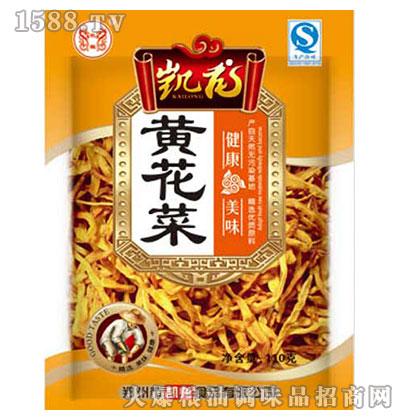 凯龙黄花菜110克