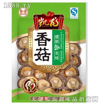 凯龙香菇100克