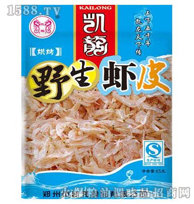 凯龙野生虾皮65克