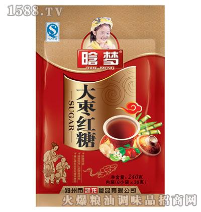 晗梦-240克大枣红糖