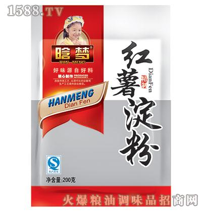 晗梦-红薯淀粉200克