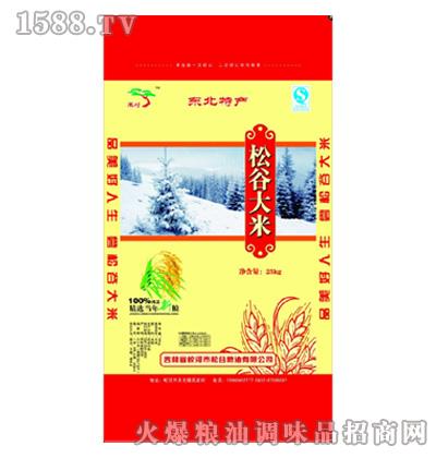 松谷25kg大米