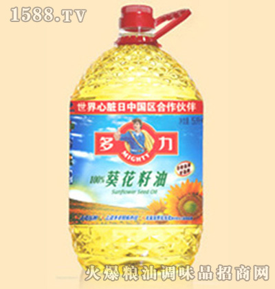多力-葵花籽油