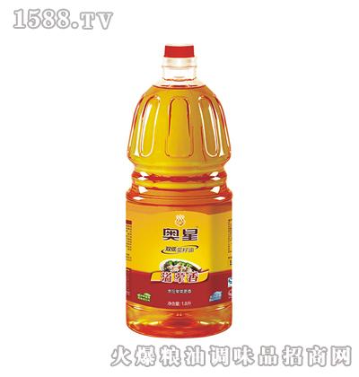 奥星特级纯生冷榨菜籽油5L