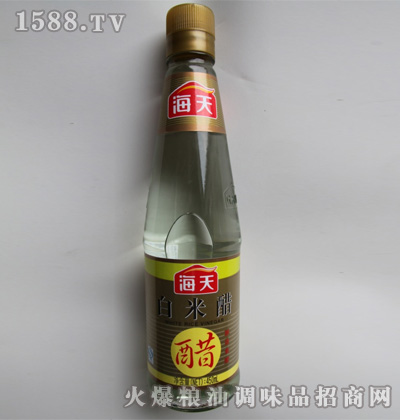 450ml海天白米醋